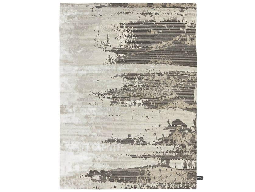 Handmade custom rug IN THE WOODS by cc-tapis