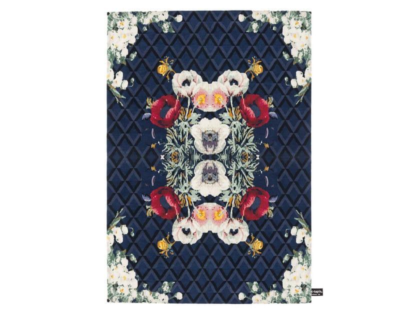 Handmade custom rug BAYOU by cc-tapis