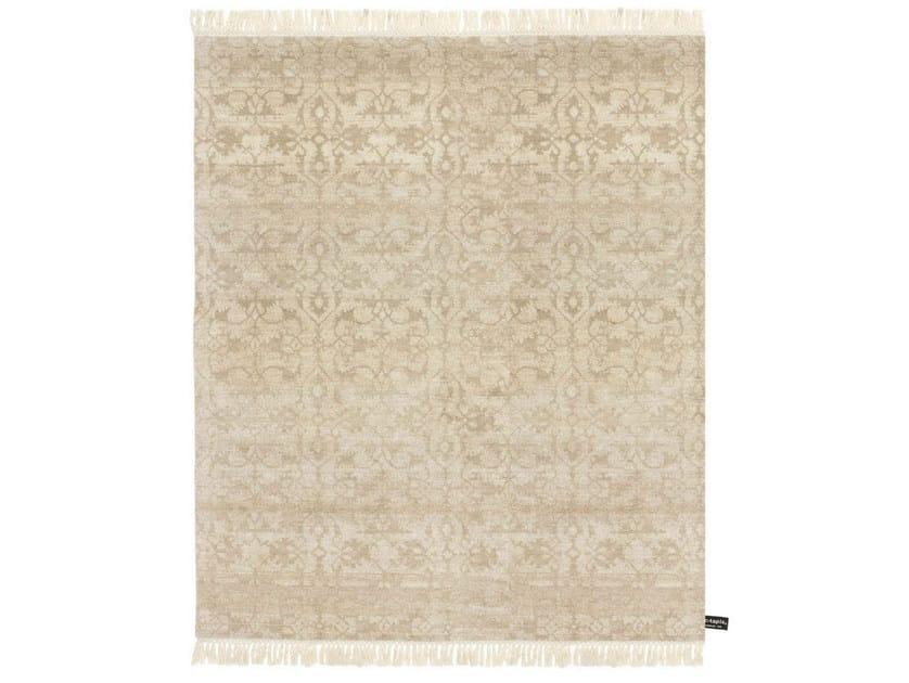 Handmade custom rug LOTTO by cc-tapis