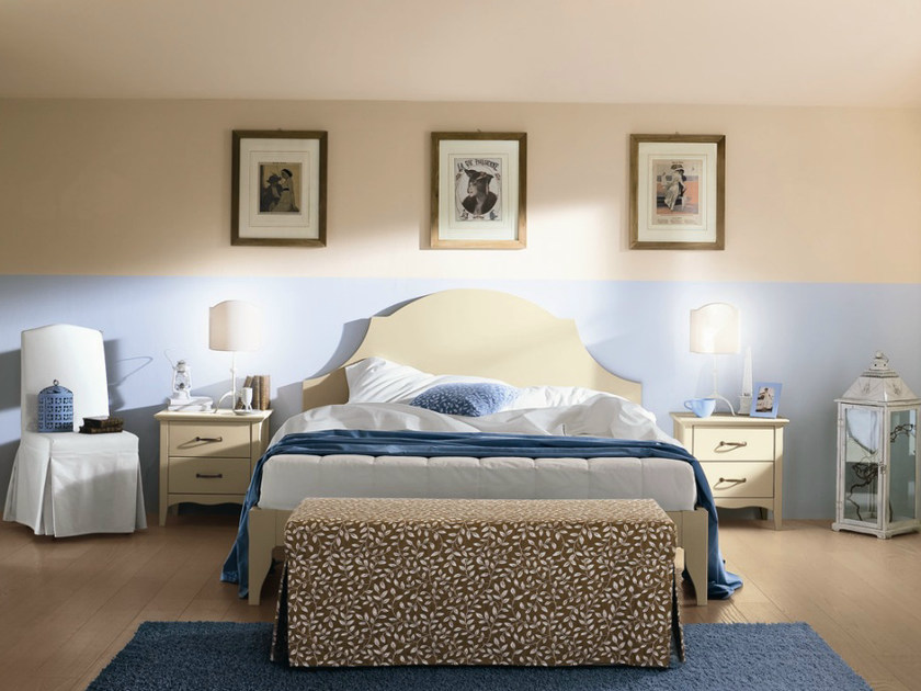 Classic style wooden bedroom set ROMANTIC | Composition 12 by Callesella Arredamenti