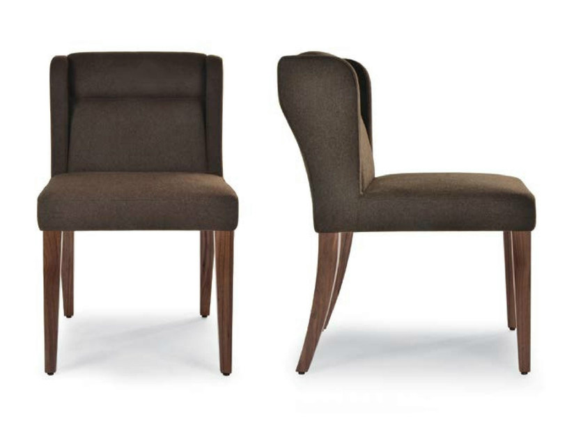 Upholstered fabric easy chair NEOCLASSIC | Easy chair by Riccardo Rivoli
