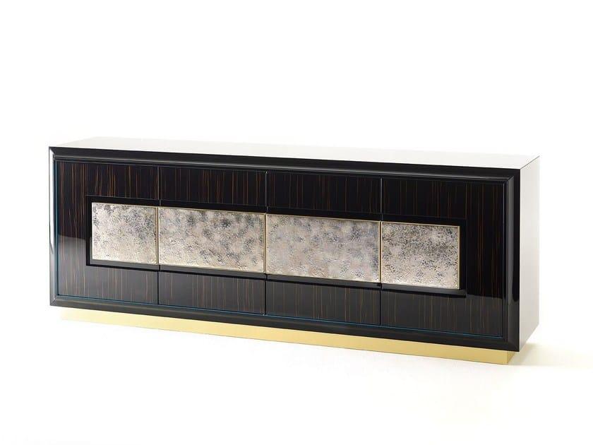 Wooden sideboard with doors HERBERT   Sideboard by MARIONI