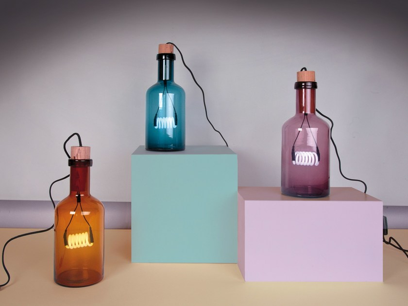 Table lamp BOUCHÈ by Seletti