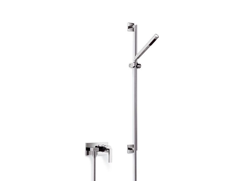 Shower mixer with hand shower MEM   Shower mixer by Dornbracht
