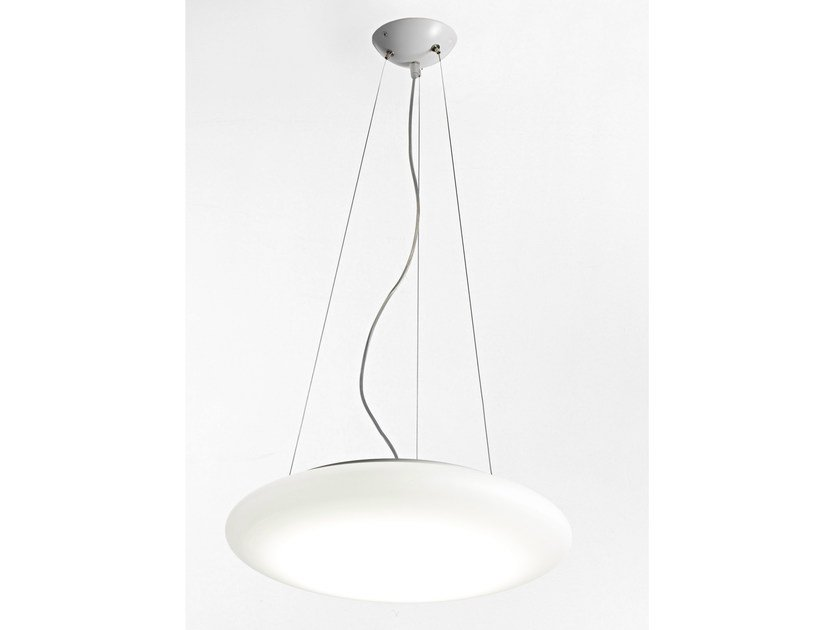 Glass pendant lamp MENTOS MAGNETO | Pendant lamp by Ailati Lights
