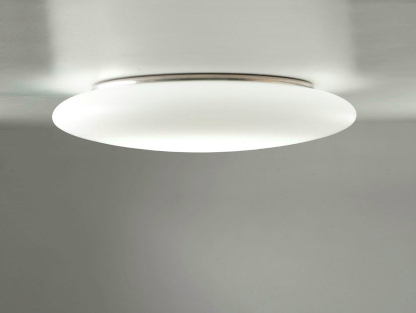 Glass ceiling lamp MENTOS MAGNETO | Ceiling lamp by Ailati Lights