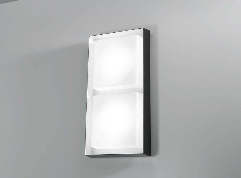 Glass wall lamp LUCCA | Wall lamp by Ailati Lights