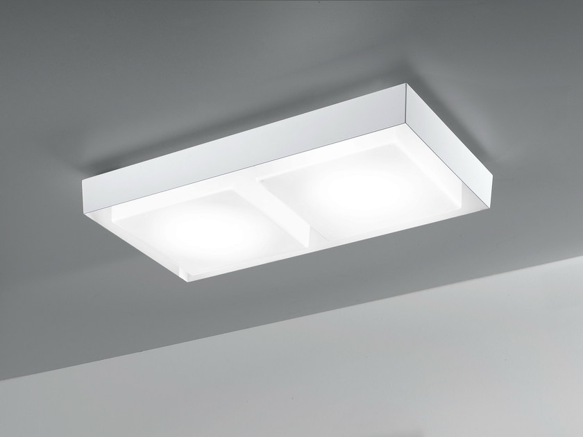 Glass ceiling lamp LUCCA | Ceiling lamp by Ailati Lights