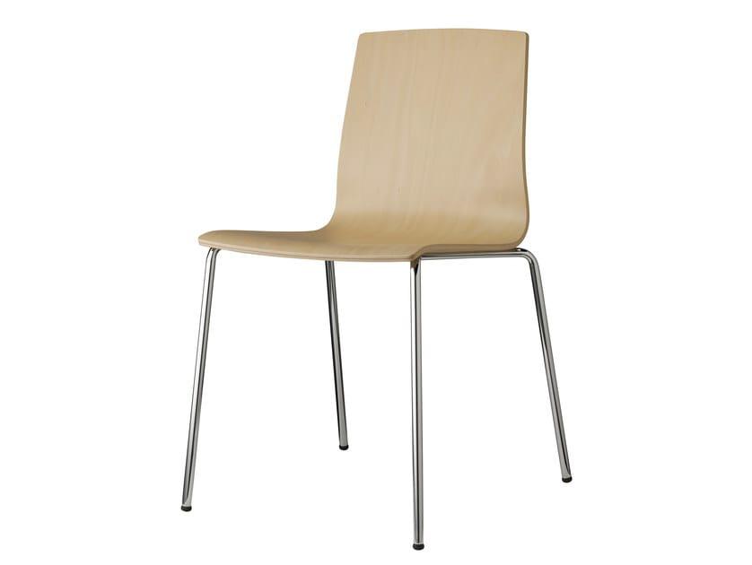 Cadeira de faia ALICE WOOD | Cadeira by SCAB DESIGN