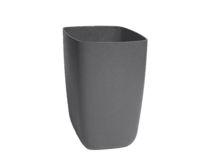 High cement garden vase SAMURAI by SWISSPEARL Italia