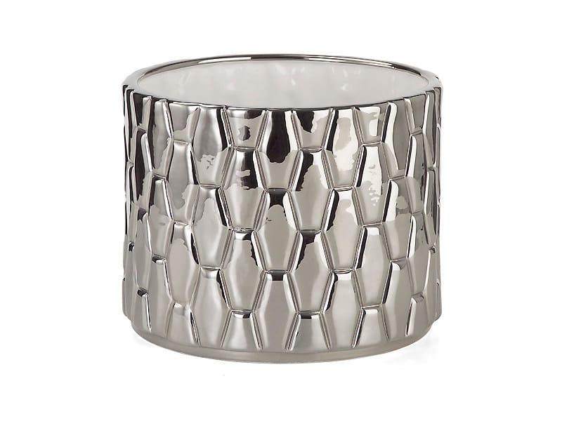 Ceramic vase SNAKE | Vase by MARIONI