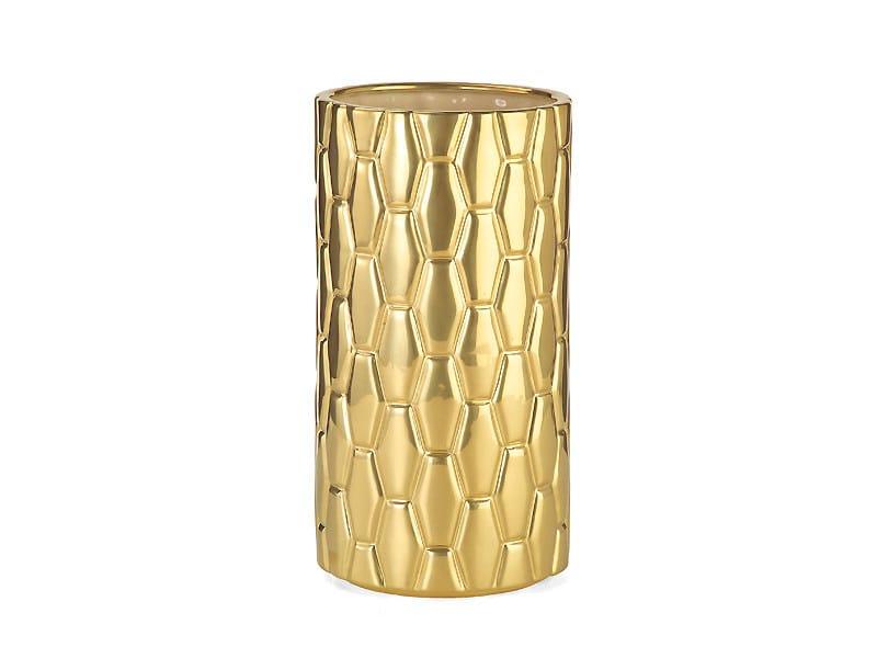 Ceramic vase SNAKE | Ceramic vase by MARIONI