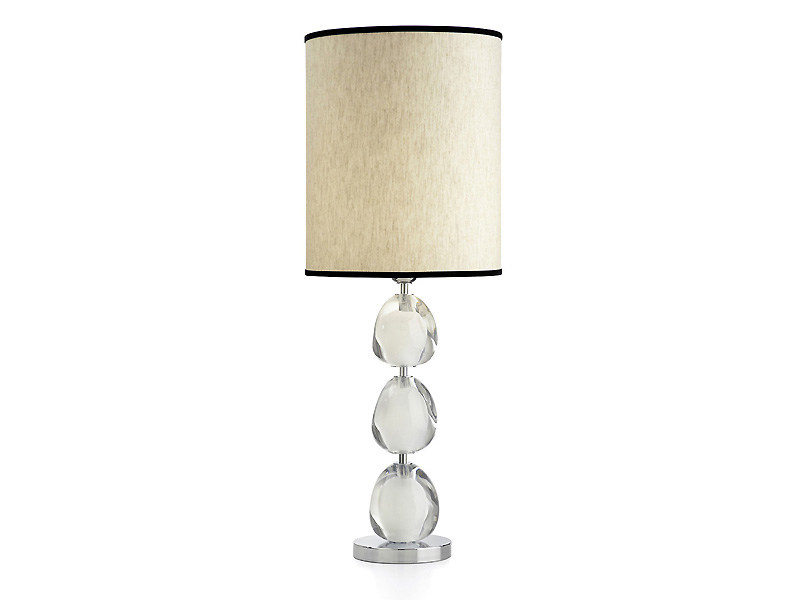 Crystal table lamp ECHO | Table lamp by MARIONI