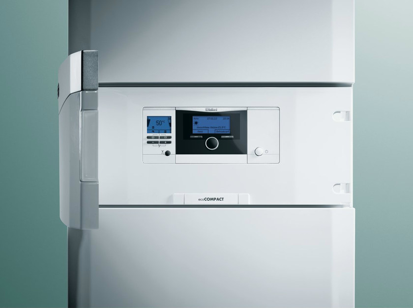 Condensation boiler ecoCOMPACT by VAILLANT