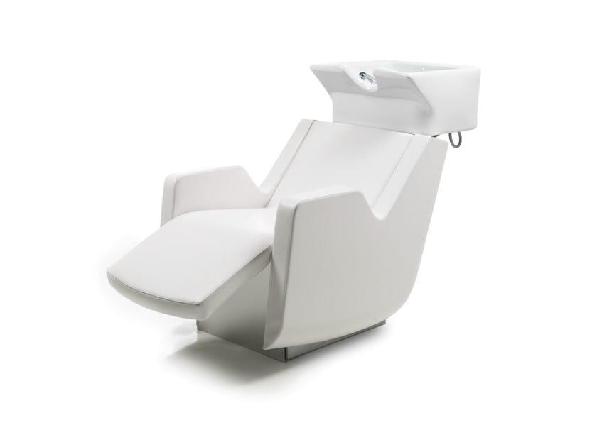 Shampoo basin ULTRAWASH SHIATSU Q by Gamma & Bross