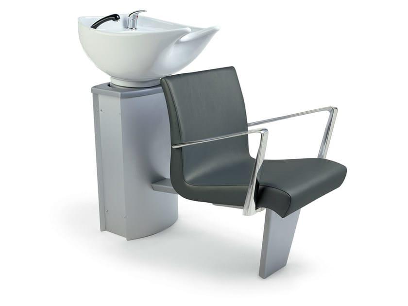 Shampoo basin WASH INN ALUOTIS by Gamma & Bross