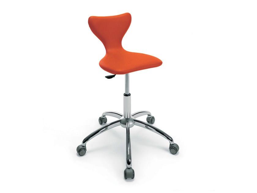 Salon stool FOLDINO by Gamma & Bross