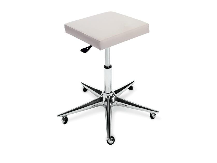 Salon stool ONEIDA CUT by Gamma & Bross