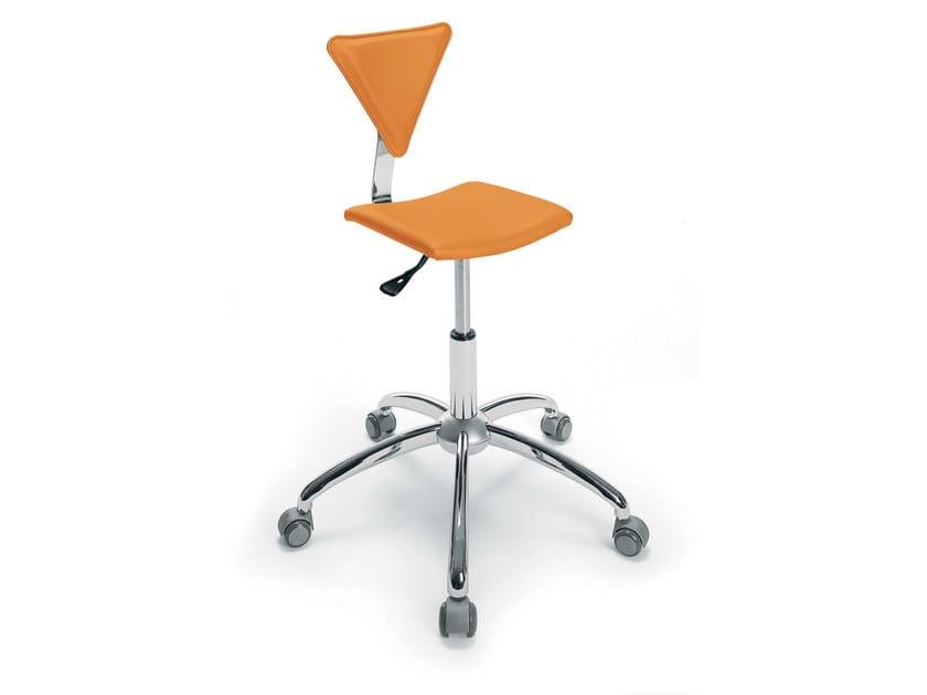 Salon stool JUNIOR by Gamma & Bross