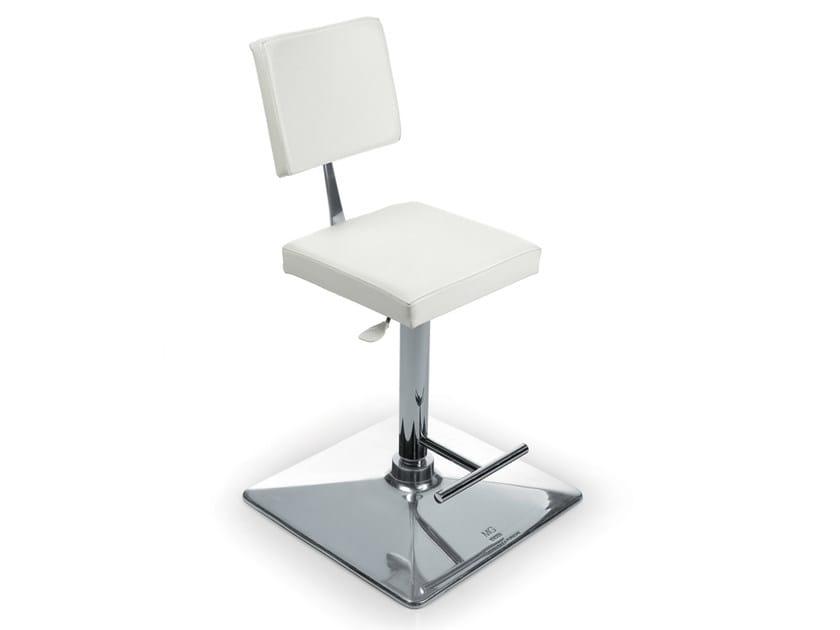 Salon stool ONEIDA TSU by Gamma & Bross