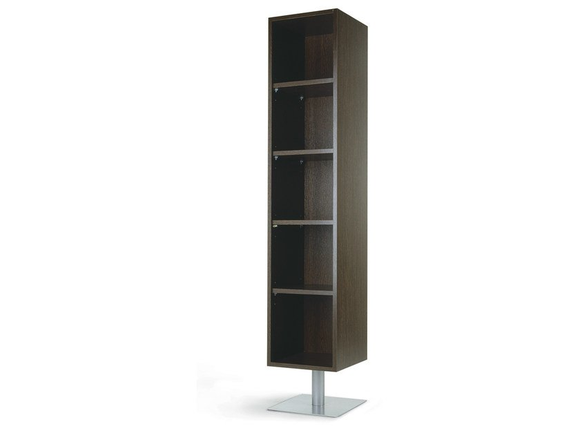 Floor-standing one-sided salon display unit FURA GIORNO N by Gamma & Bross