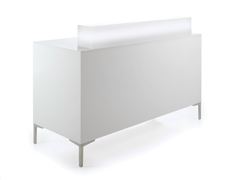 Reception desk ECOCHIC by Gamma & Bross