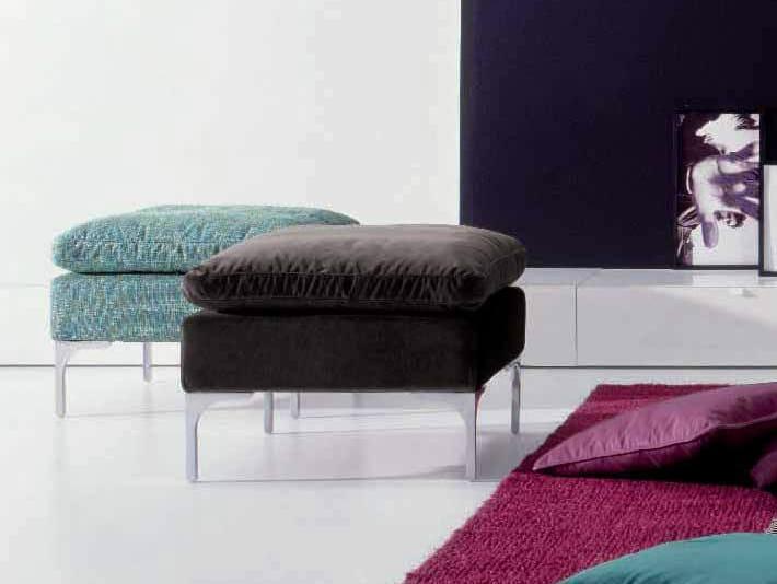 Fabric pouf ALBERT by Twils