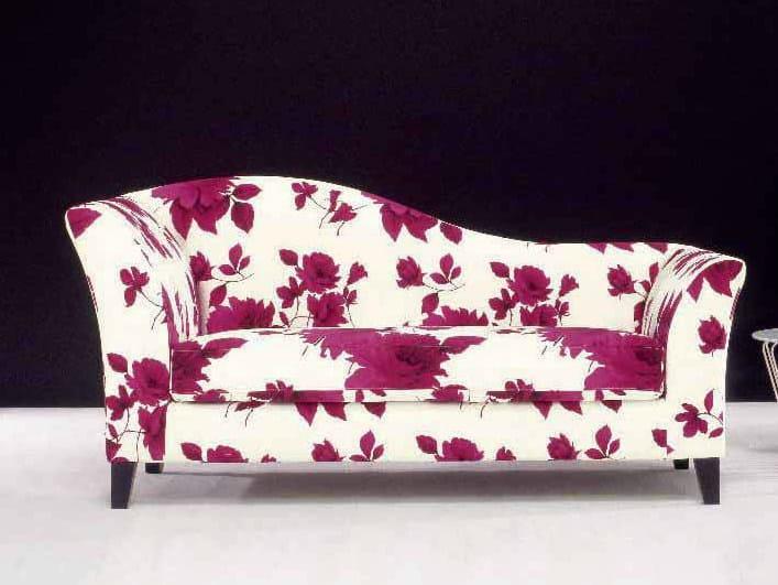 2 seater fabric sofa GODIVA by Twils