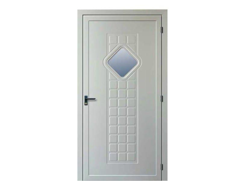 Aluminium door panel EXIT/KC1 by ROYAL PAT