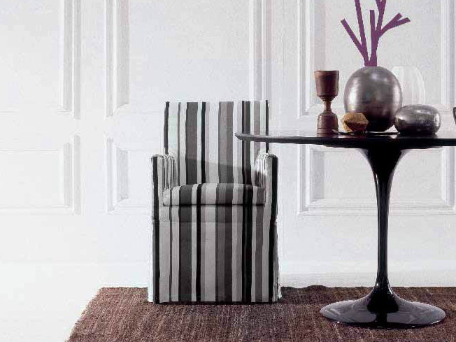 Chair with armrests URSULA by Twils