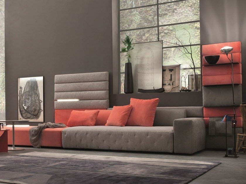Lounge Twils Divano CompSet02 Componibile Twils Lounge WED9IH2