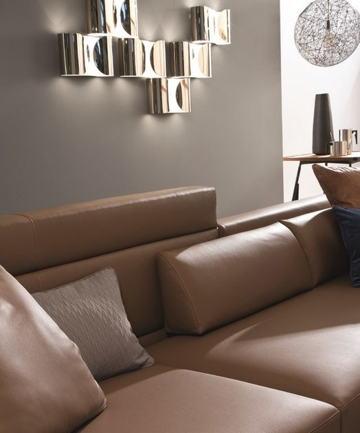 Pelle Divano CompSet14 Twils Lounge Modulare In eWED2H9IY