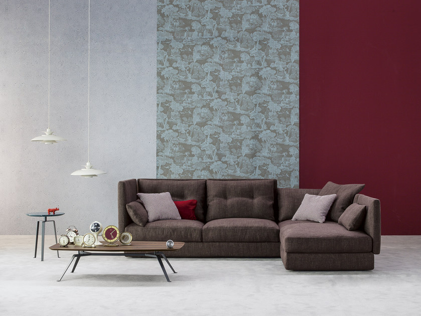Corner sofa ALL-TWO | Corner sofa by Bonaldo