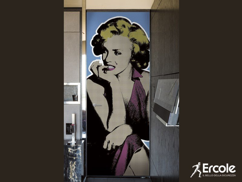 Exterior safety door DESIGN | Safety door by Ercole