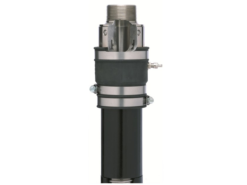 Pipes for heating system SECON - X by BRUGG PIPE SYSTEMS