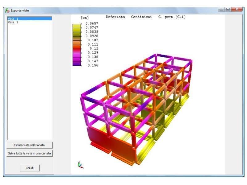 Finite element (FEM) structural resolver FATA-E by STACEC