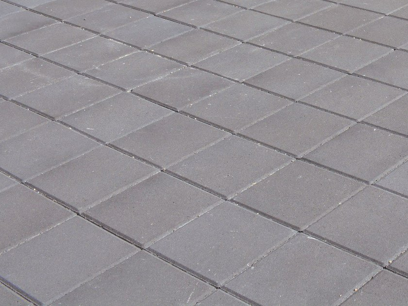 Paving block QUADRO by PAVESMAC