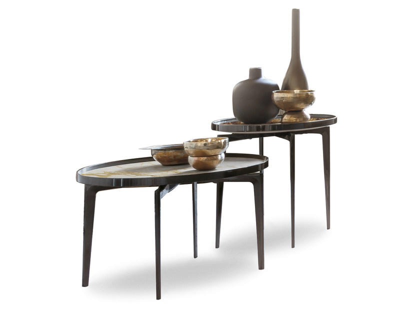 Round coffee table SIRIO by ALIVAR
