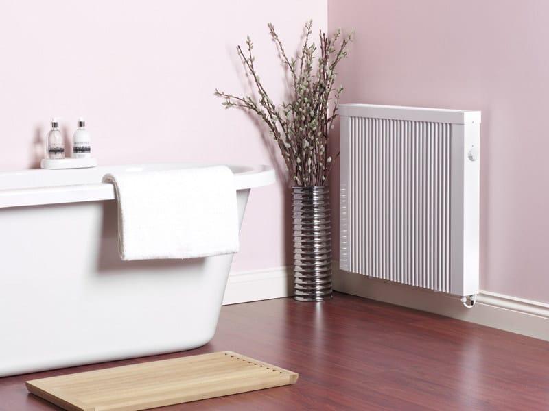 Wall-mounted aluminium radiator Wall-mounted radiator by LHZ-ITALY