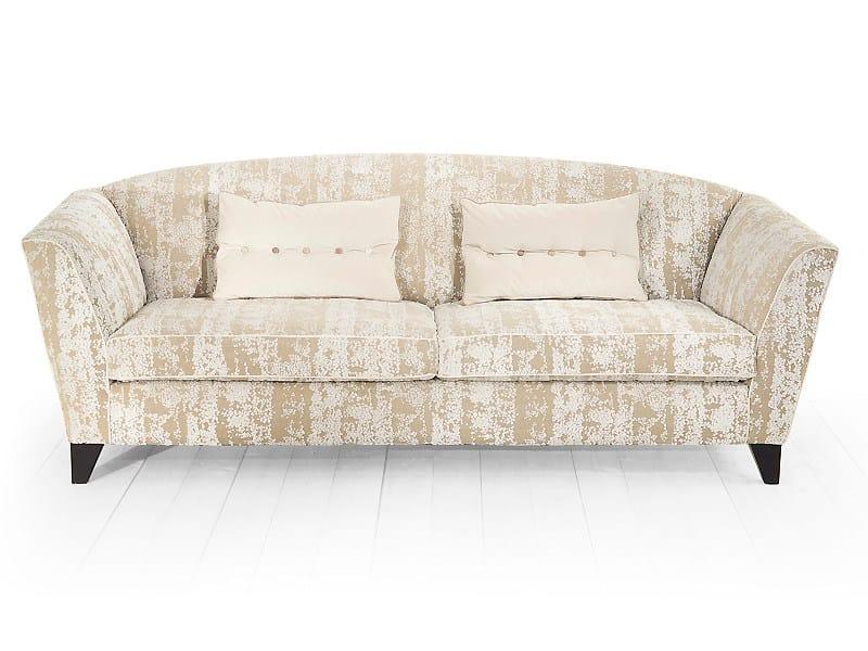 3 seater fabric sofa AZHAR   Sofa by MARIONI
