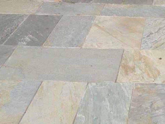 Quartzite outdoor floor tiles QUARZITE ASIATICA by PAVESMAC