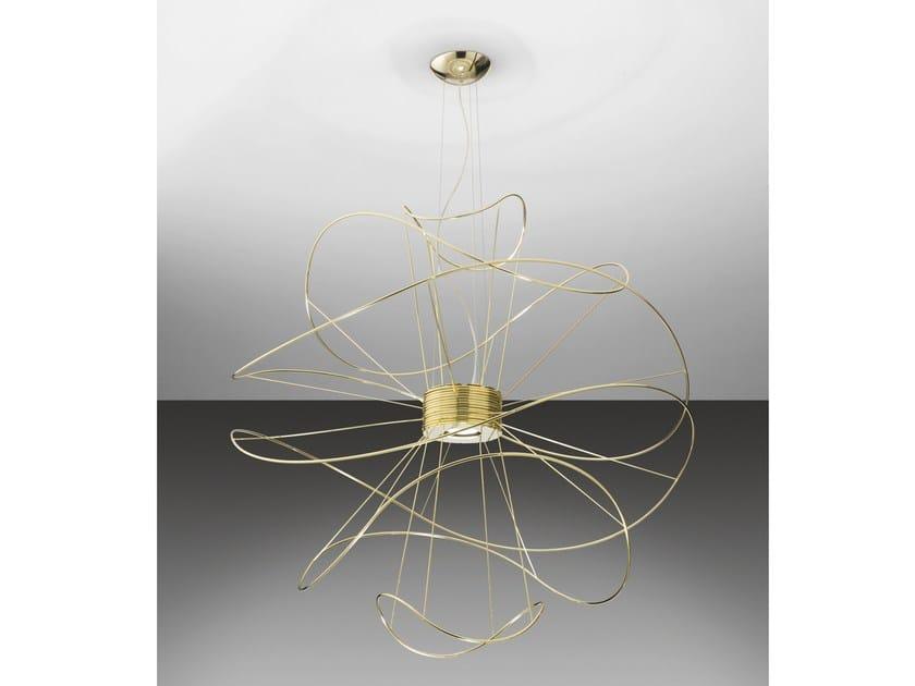 LED pendant lamp HOOPS   Metal pendant lamp by AXOLIGHT