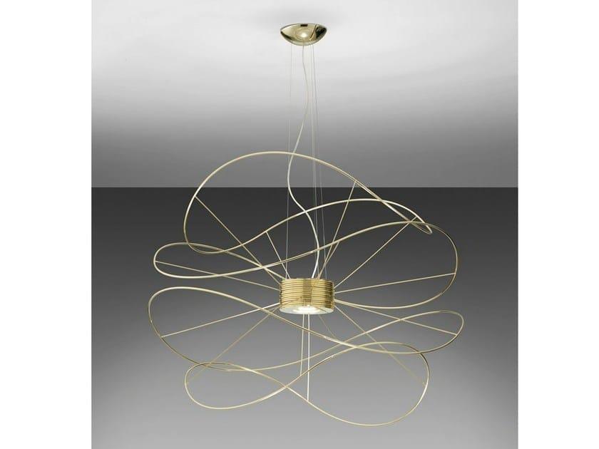 A Led Axolight Lampada HoopsSphoops4 Sospensione SVUMzpq