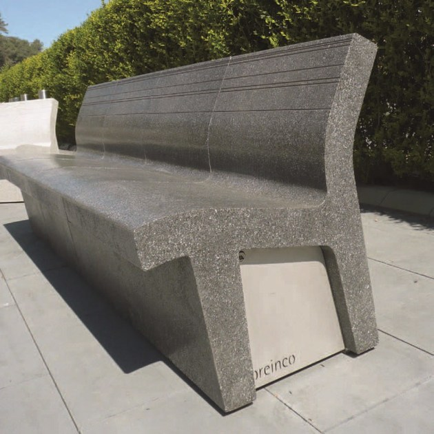 Modular Bench LOUNGE by PAVESMAC