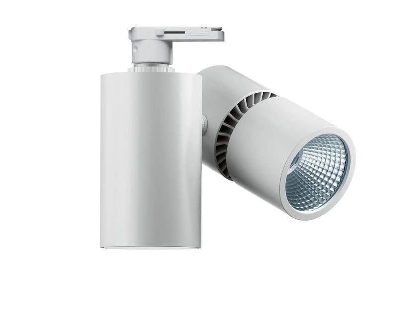 LED aluminium Track-Light iSIGHT by iGuzzini