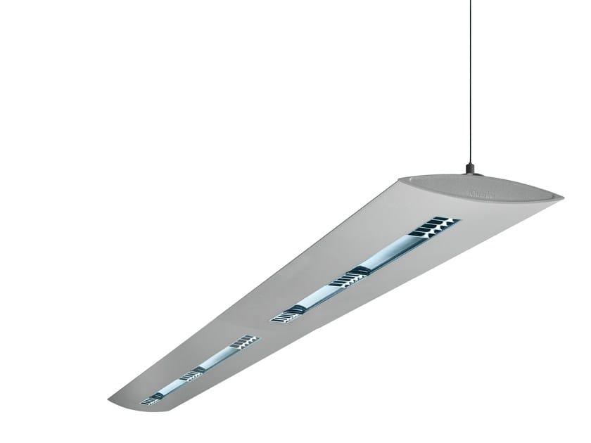 LED direct light pendant lamp LIGHTSHINE by iGuzzini