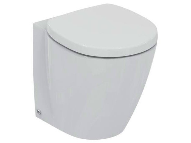 Ceramic toilet CONNECT SPACE - E1301 by Ideal Standard