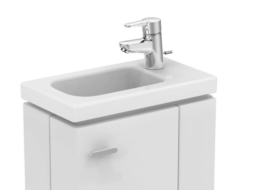 Rectangular handrinse basin CONNECT SPACE - E1321 by Ideal Standard