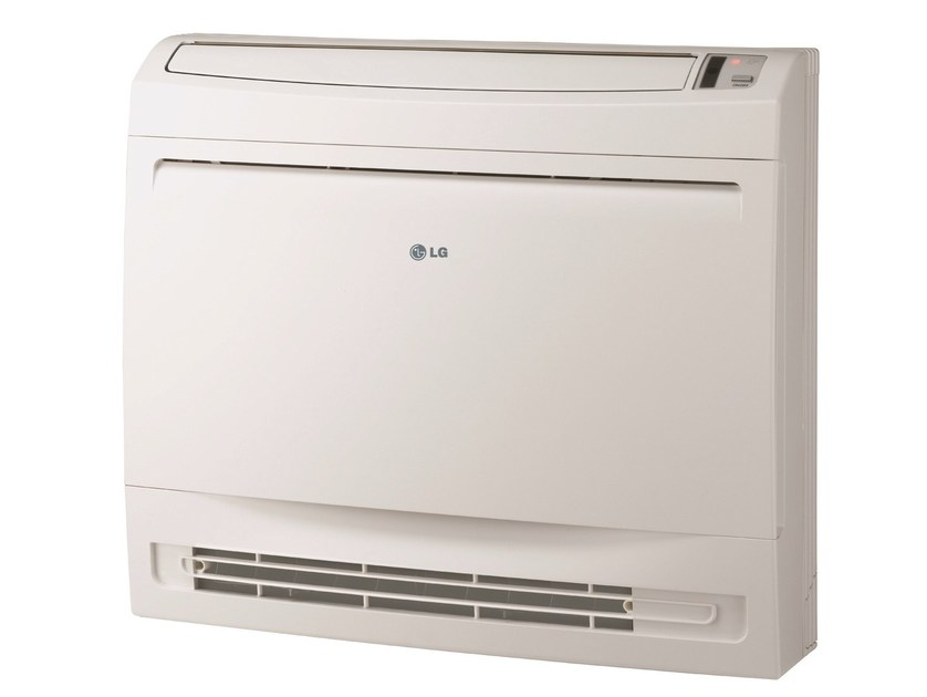 Wall mounted commercial multi-split air conditioner Console by LG Electronics