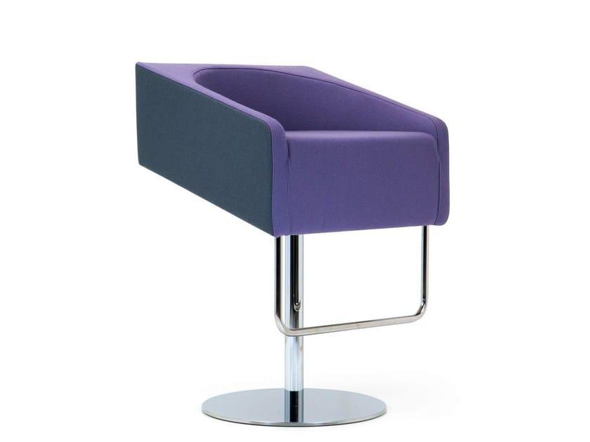 Swivel stool COCODÌ STOOL   Swivel stool by Adrenalina